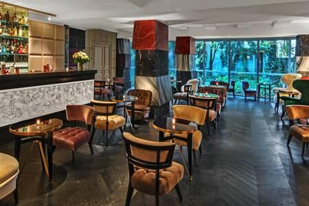 Hôtel de Berri : Le Bar (privatisation complète), Salle de location Paris Faubourg-du-Roule #0