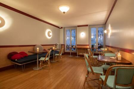 L'étage du Yacht Club, Salle de location Paris Saint-Georges #0