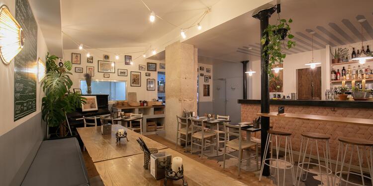 Les Niçois, Bar Paris St Ambroise #0