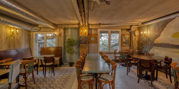 Le Zodiac, Bar Paris Porte des Lilas #0