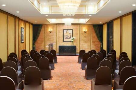Sheraton Casablanca Hotel & Towers, Salle de location Casablanca  #0