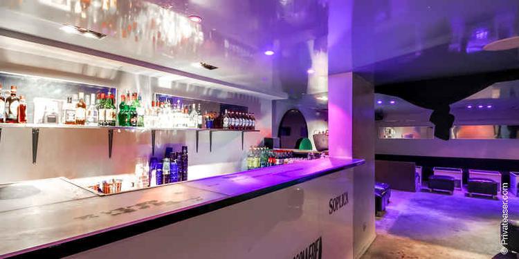 L'Appart - le Club, Bar Paris Champs Elysées #0