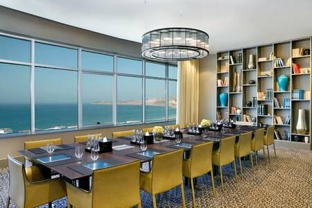 Hilton Tanger City Center Hotel & Residences, Salle de location Tanger  #0