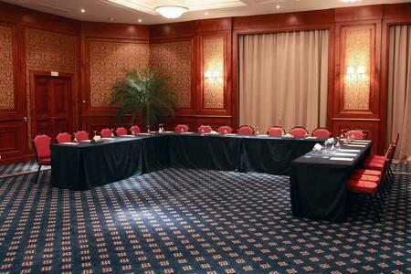 Concorde Hôtel les Berges du Lac, Salle de location Tunis  #0