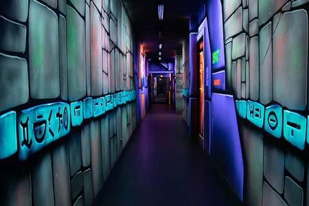 Laser World la Garenne, Salle de location La Garenne-Colombes  #0