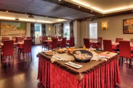 Appart Hôtel Belle-Vue, Salle de location La Louvière  #0
