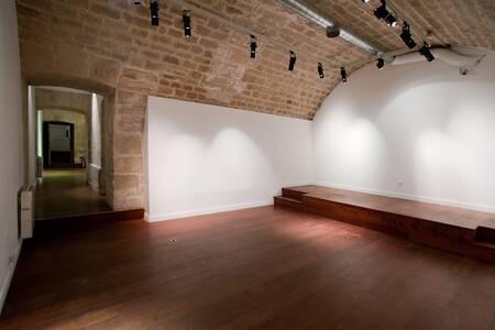 L'espace 24B : les sous-sols, Salle de location Paris Palais Royal #0