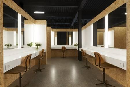 Studio Rouchon : Les Plateaux, Salle de location Saint-Denis La Plaine Saint-Denis #0
