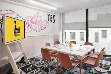 Mama Works Lille : Mama Meets 3 / Creates, Salle de location Lille Bois Blancs #0