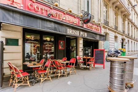 Le Cottage Elysée, Bar Paris Charle de Gaulle - Etoile #0