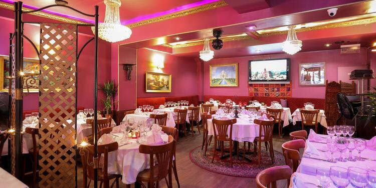 Jaipur Café (privatisation complète), Salle de location Paris Montmartre #0