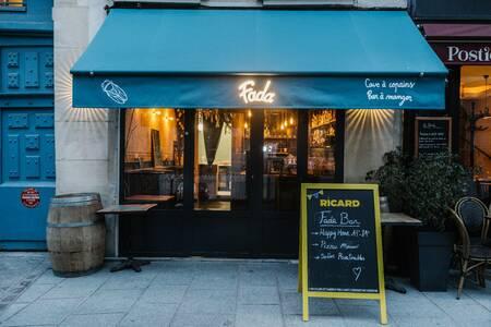 FADA, Bar Paris Châtelet #0