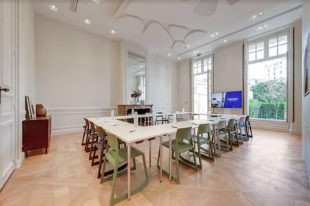 Deskeo Beaubrun : Salle 1, Salle de location Paris Le Marais #0