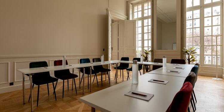 Deskeo Beaubrun, Salle de location Paris Le Marais #0