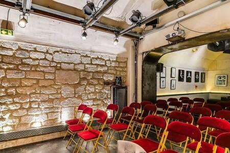 Le 153 (privatisation complète), Salle de location Paris Beaubourg - Sébastopol #0