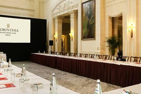 Corinthia Palace Hotel and Spa, Salle de location Malte  #0
