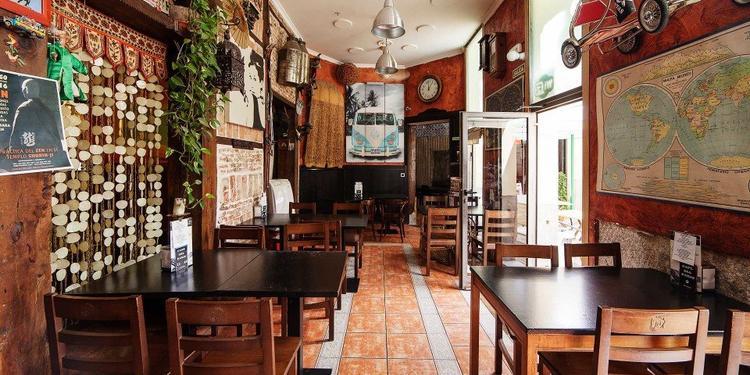 Café del Patio, Espacio Madrid Sol #0
