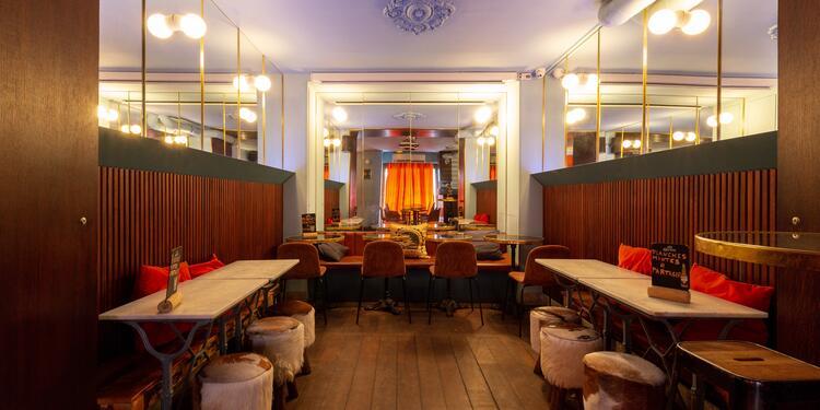 Le Baroom (privatisation complète), Salle de location Paris Bastille #0