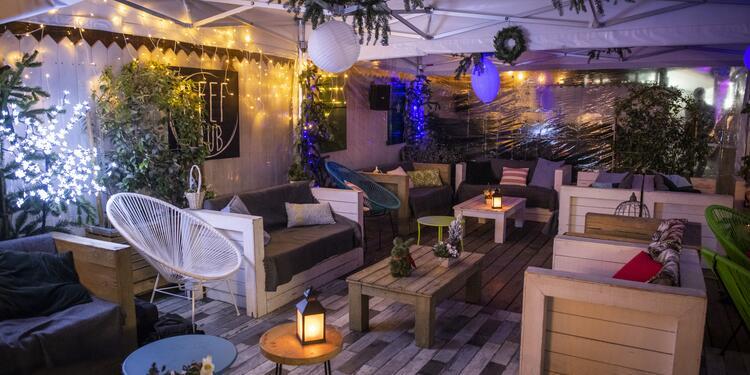Le Bar du Reef Club, Bar Boulogne-Billancourt Boulogne-Billancourt #0