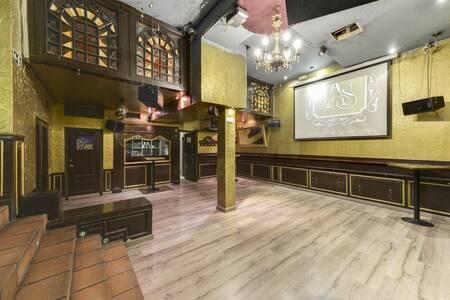 Savoy Club Madrid : privatización total, Sala de alquiler Madrid Chamberí #0