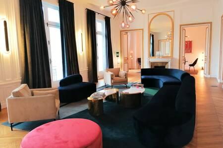 Appartement Alma, Salle de location Paris Chaillot #0