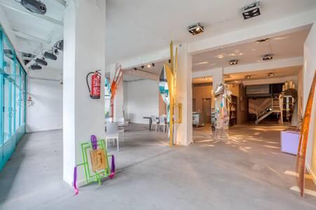 Espacio Fei, Sala de alquiler Madrid San Isidro #0