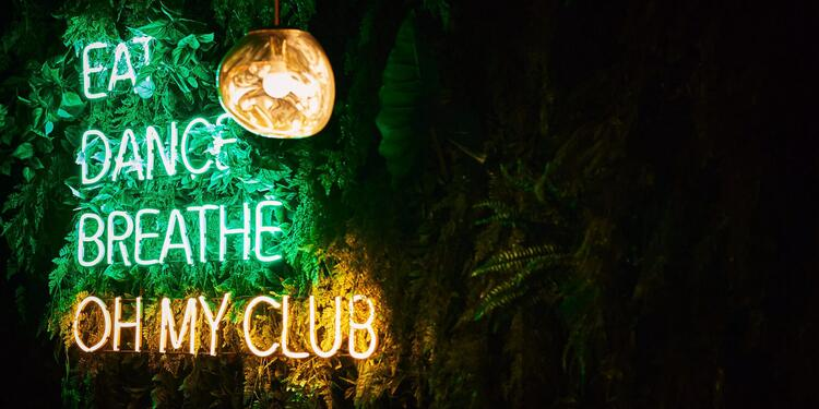 Oh My Club, Sala de alquiler Madrid Tetuán #0