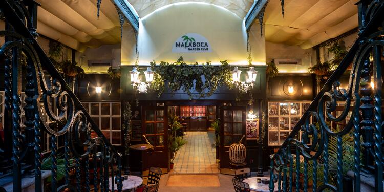 Malaboca Garden Club, Bar Madrid Salamanca #0