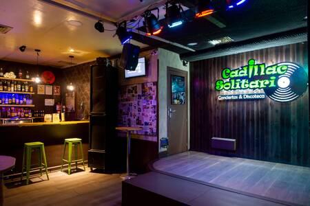 Cadillac Solitario, Bar Madrid MIRASIERRA #0