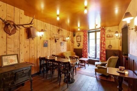 Mamie, Salle de location Paris Bonne Nouvelle #0