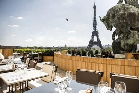 Le Café de l'Homme (Privatisation partielle), Salle de location Paris Trocadéro #0