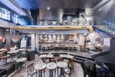 El Rincón de la Rodriguez, Bar Madrid Prosperidad #0