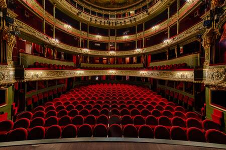Le Théâtre du Gymnase Marie-Bell, Salle de location Paris Porte Saint-Denis #0