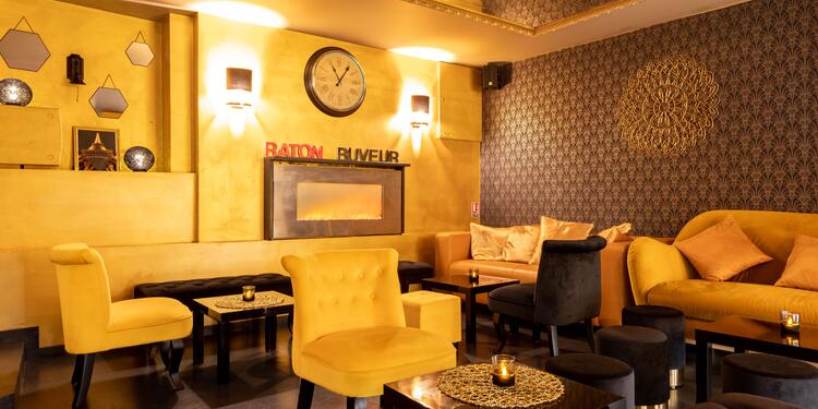 Raton Buveur, Bar Paris Le quartier de la Sorbonne #0