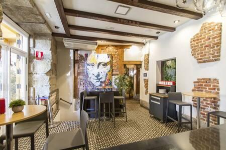 Restaurante Arrabal, Bar Madrid  #0
