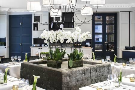Hôtel Edouard 7 : le Restaurant (privatisation complète), Salle de location Paris Gaillon #0