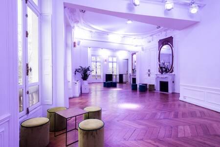 Le Pavillon Presbourg et Etoile, Salle de location Paris Etoile #0