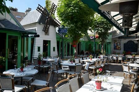 La Crémaillère 1900 : le Jardin, Salle de location Paris Montmartre #0
