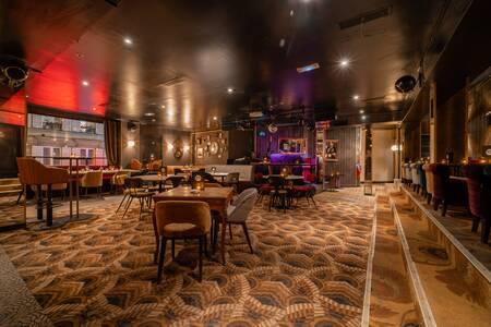 Le Bus Palladium : restaurant, Salle de location Paris St Georges #0