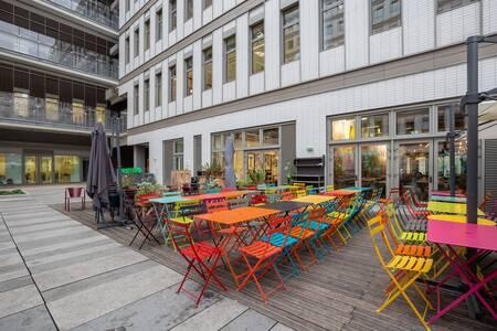 Le Grand Bréguet : la Terrasse, Salle de location Paris Bastille #0
