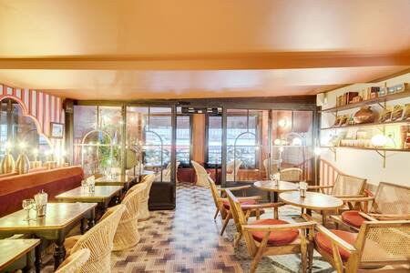Papadoom Kitchen : l'étage, Salle de location Paris Grands Boulevards #0