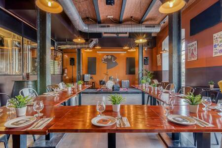 BlackLab Brewhouse & Kitchen : Privatización total, Sala de alquiler Barcelona  #0