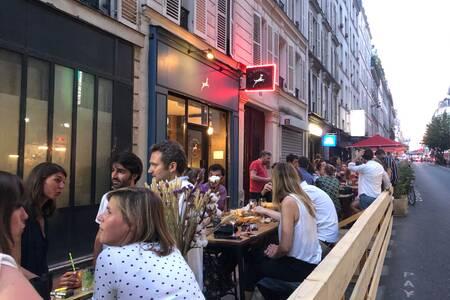 Le Barbiche Pigalle (privatisation complète), Salle de location Paris Pigalle #0