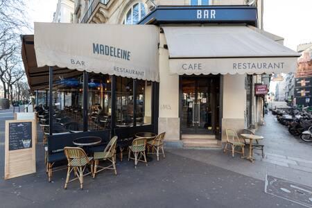 Madeleine, Bar Paris Bonne Nouvelle #0