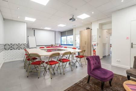 Espace Saint Antoine : salle Flushing Meadow, Salle de location Paris Nation #0