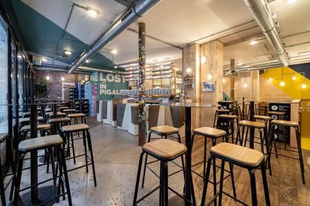 BBP Pigalle, Bar Paris Saint-Georges #0