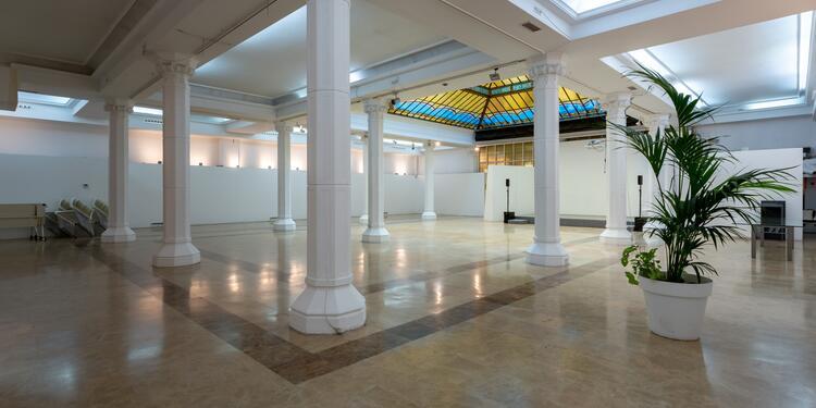 Fundación Diario Madrid : Áula Magna, Sala de alquiler Madrid  #0