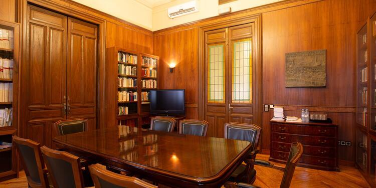 Fundacion diario : sala de reunion, Sala de alquiler Madrid  #0