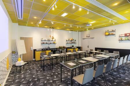 Novotel Paris Centre Gare Montparnasse : la halle aux jeux, Salle de location Paris Necker #0