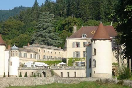 Château de Pramenoux, Salle de location Saint-Nizier-d'Azergues  #0